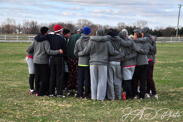 St Olaf Ultimate at the ChicagoInvite