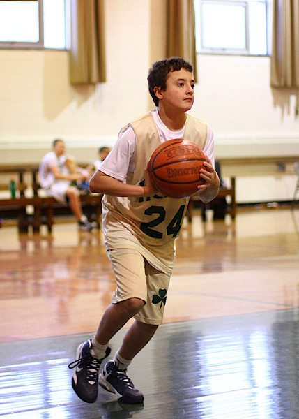 St. Patricks Basketball