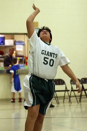 St. Paul the Apostle Giants Basketball