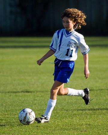 St. Paul's Soccer