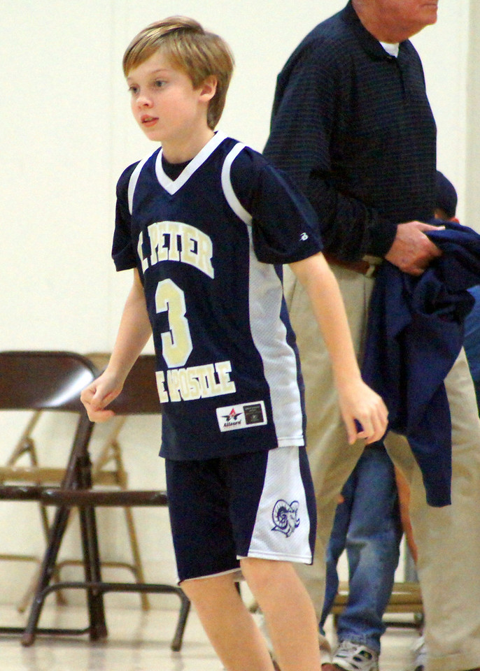 Christiansen Basketball
