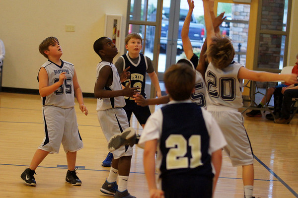6 Grade Gold vs Coastal Middle