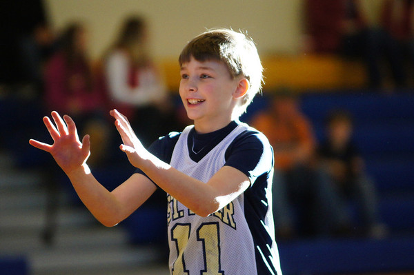 January 2013- St Pete 5th Grade vs Calvary