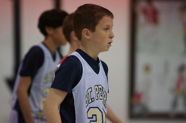 January 2013- St Pete Gold vs SCPS