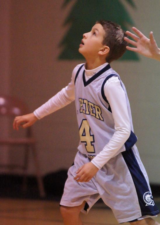 Daniel Basketball