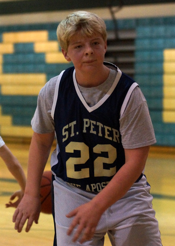 Marini Basketball