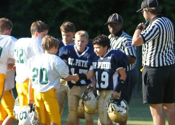 September 2013- St Pete JV vs SCDS