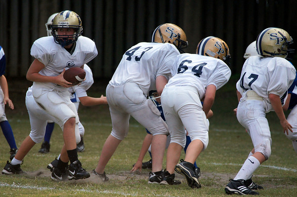 St Peter's Rams vs St James Chargers- JV Game