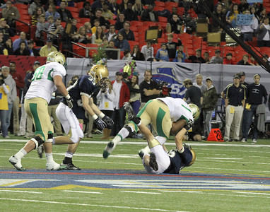 State Football Title (Buford vs Pius)  0175AA