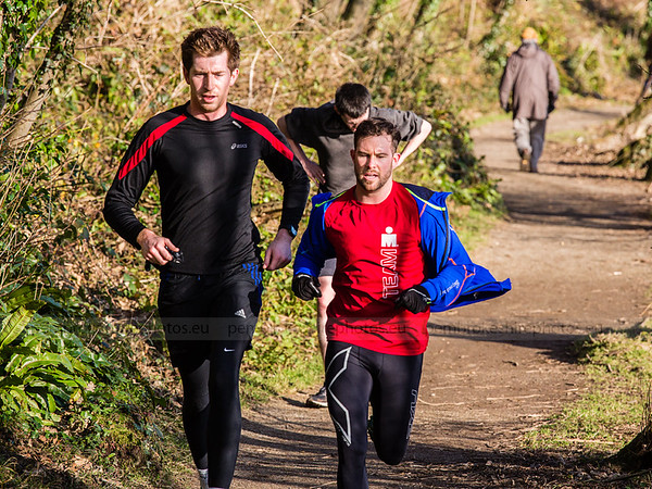 Stackpole Striders.