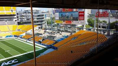 Heinz Field.  Pittsburgh Steelers.  Pittsburgh, PA