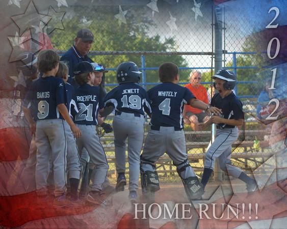 home run celebration