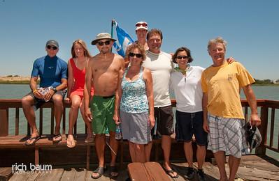 Naish Delta Paddleboard Race Series @ Delta Windsurf Co. / Sherman Island 7-10-2010