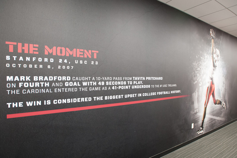 """According to Coach Shaw, """"This moment was when our football program was reborn."""""""