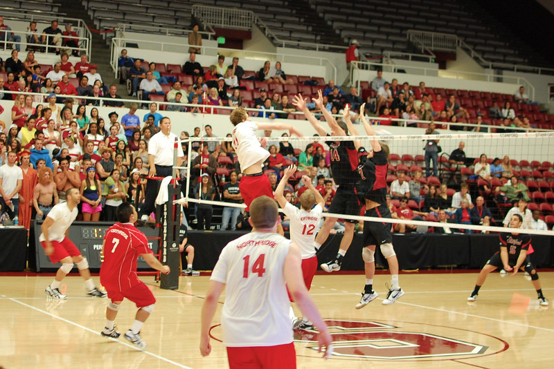 Stanford Men's Volleyball vs CSN, MPSF Finals 25