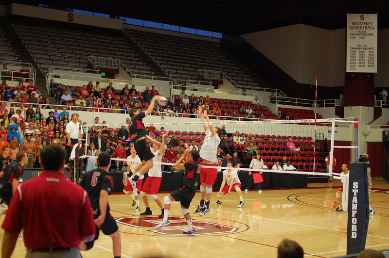 Stanford Men's Volleyball vs CSN, MPSF Finals 21