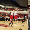 Stanford Men's Volleyball vs CSN, MPSF Finals 4