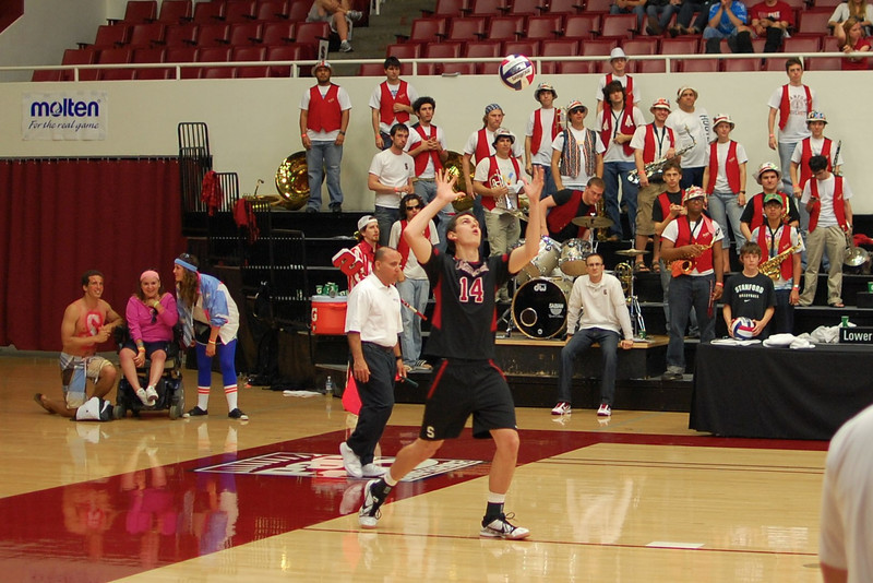 Stanford Men's Volleyball vs CSN, MPSF Finals 22