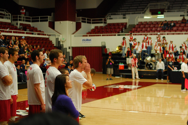 Stanford Men's Volleyball vs CSN, MPSF Finals 27