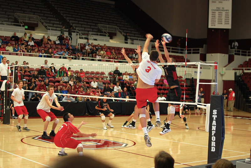 Stanford Men's Volleyball vs CSN, MPSF Finals 29