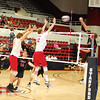 Stanford Men's Volleyball vs CSN, MPSF Finals 26