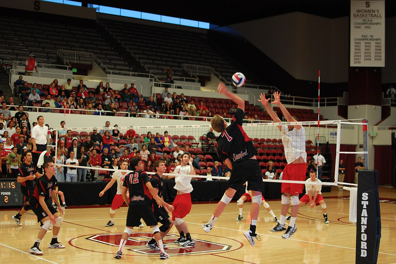 Stanford Men's Volleyball vs CSN, MPSF Finals 15