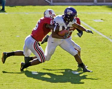 Stanford versus TCU