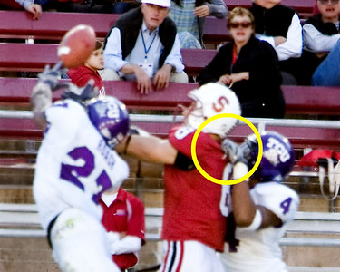 This one (in the endzone) didn't get a call, either.
