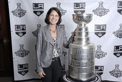 10-19-2012, Stanley Cup visits Los Angles City Hall
