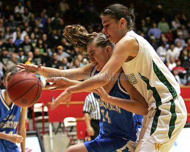 State Basketball - semifinals/Thursday