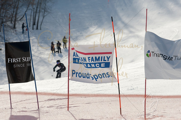 State High School Ski Meet - Wisconsin Day2