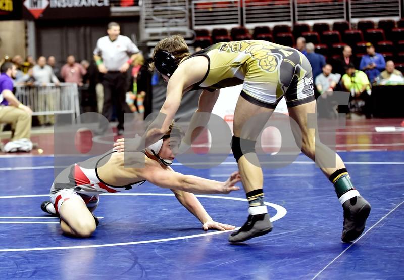 2A State Wrestling Thursday