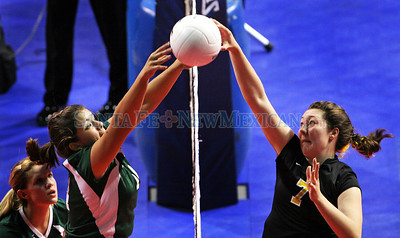 State Volleyball, day II