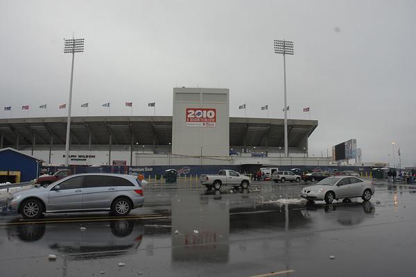 Steelers at Bills - November 28, 2010