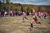 Jade Custau, gold medal, 6e année filles<br /> Primary school regional championships, La Mauricie<br /> Vallée du Parc, October 4, 2013