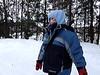 Stella, classic on alpine skis<br /> February, 2005