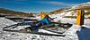 Stella, 10 years old, New Zealand junior biathlon team<br /> Snow Farm<br /> July, 2012