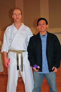 Steve Ubl sensei seminar Jan 18-19, 2008 at JKASV dojo. www.jkasv.com