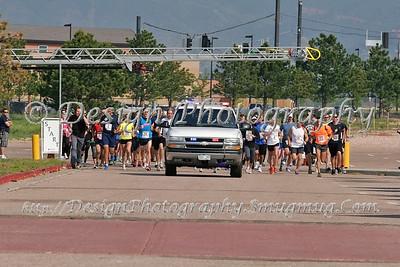 Stop Drop & Run 5K, 2012
