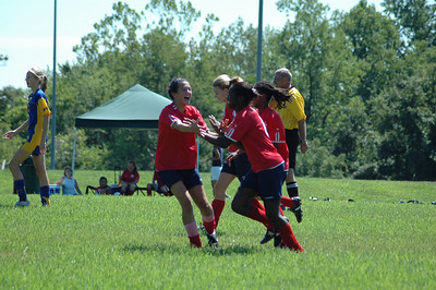 Storm Labor Day Tournament, Day 1,  Sept 1, 2007