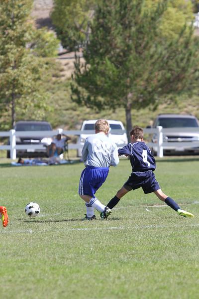 Storm Soccer 2012