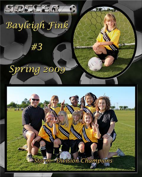 Bayleigh Spring 2009