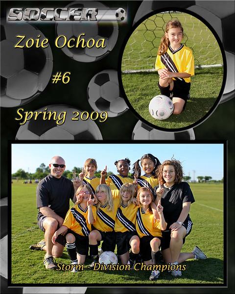 Zoie Spring 2009