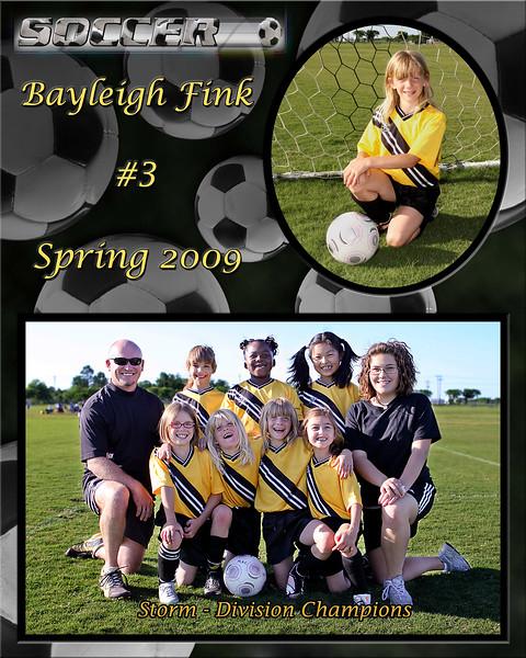 Bayleigh Spring 2009 team