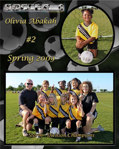 Olivia Spring 2009