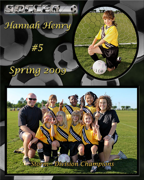 Hannah Spring 2009