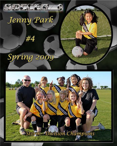Jenny Spring 2009