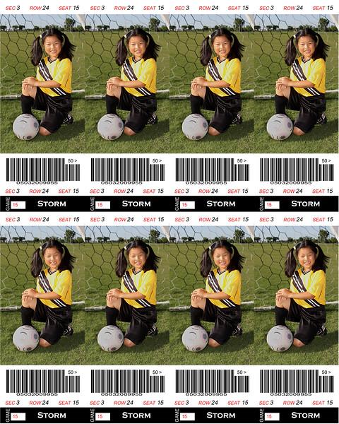 Jenny Sports Tickets 8x10