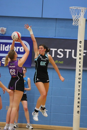 v Hertfordshire Mavericks