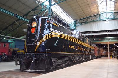 Pennsylvania Train Museum
